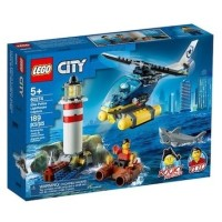 60274 LEGO City - Elitpolisens gripande vid fyren 5+