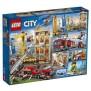 60216 LEGO City - Brandkåren i centrum 6+