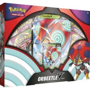 Pokemon Orbeetle V Box - Pokemon Orbeetle V Box