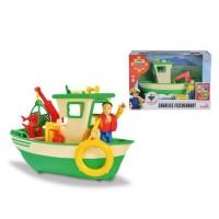 Brandman Sam - Charlie och hans fiskebåt