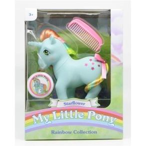 My Little Pony Retro Rainbow Collection Starflower - My Little Pony Retro Rainbow Collection Starflower