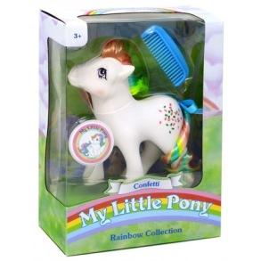 My Little Pony Retro Confetti - My Little Pony Retro Confetti