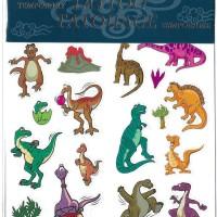 Barntatuering - Gnuggisar Dinosaurier 23G