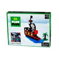 Plus Plus, mini Piratskepp, 1060 delar