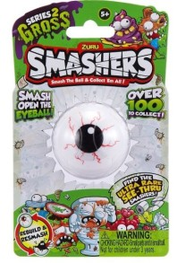Smashers gross serie 2, 1-pack - Smashers gross serie 2, 1-pack