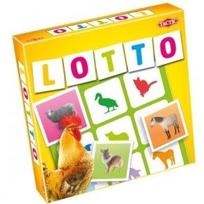 Bondgårdsdjur Lotto 3+ - Bondgårdsdjur Lotto 3+