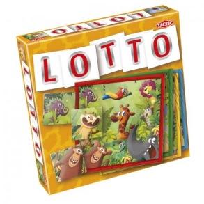Djungel Lotto - Djungel Lotto