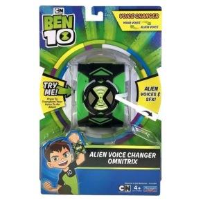 Ben 10 Alien Voice Changer Omnitrix - röstförvrängare - Ben 10 Alien Voice Changer Omnitrix - röstförvrängare