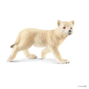 Schleich 14804 Polarvarg Unge