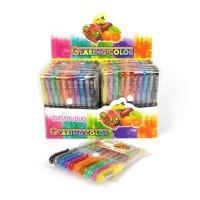 Gelpennor Glitter 10pack