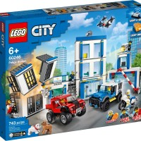60246 Polisstation LEGO City 6+