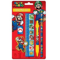 Super Mario, Skolset 5-pack