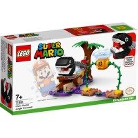 71381 LEGO Super Mario - Chain Chomps Djungelstrid 7+