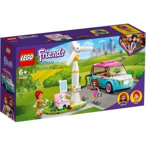 41443 LEGO Friends - Olivias Elbil 6+ - 41443 LEGO Friends - Olivias Elbil 6+