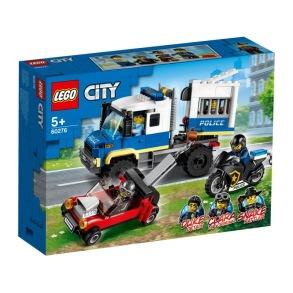 60276 LEGO City - Polisens fångtansport 5+ - 60276 LEGO City - Polisens fångtansport 5+