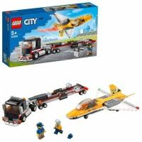 60289 LEGO City - Transport med flyguppvisning 5+