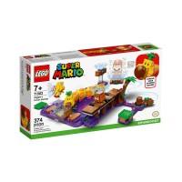 71383 LEGO Super Mario - Wigglers giftiga träsk, Expansionsset 7+