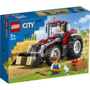 60287 LEGO City - Traktor 5+ - 60287 LEGO City - Traktor 5+