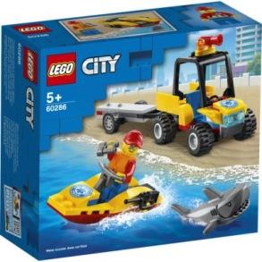 60286 LEGO City - Strandräddningsfyrhjuling 5+ - 60286 LEGO City - Strandräddningsfyrhjuling 5+