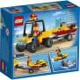60286 LEGO City - Strandräddningsfyrhjuling 5+