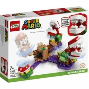71382 LEGO Super Mario - Piranha Plants förbryllande utmaning - Expansionsset 7+ - 71382 LEGO Super Mario - Piranha Plants förbryllande utmaning - Expansionsset 7+