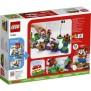 71382 LEGO Super Mario - Piranha Plants förbryllande utmaning - Expansionsset 7+