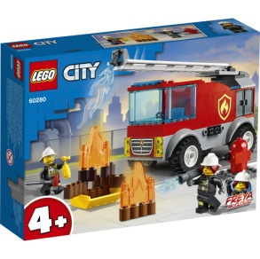 60280 LEGO City - Stegbil 4+ - 60280 LEGO City - Stegbil 4+