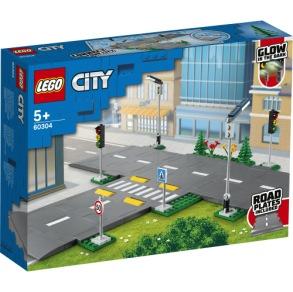 60304 LEGO City - Vägplattor 5+ - 60304 LEGO City - Vägplattor 5+