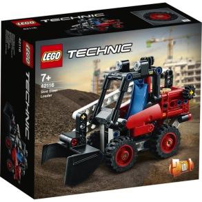 42116 LEGO Technic - Kompaktlastare 7+ - 42116 LEGO Technic - Kompaktlastare 7+