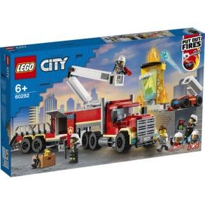 60282 LEGO City - Brandkårsenhet 6+ - 60282 LEGO City - Brandkårsenhet 6+