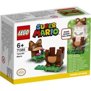 71385 LEGO Super Mario - Tanooki Mario – Boostpaket 6+ - 71385 LEGO Super Mario - Tanooki Mario – Boostpaket 6+