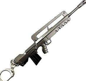 Fortnite Nyckelring i metall - Burst assault rifle Epic