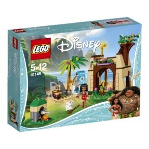 Lego Disney Prinsess 41149, Vaianas äventyr på ön 5+ - Lego Disney Prinsess 41149, Vaianas äventyr på ön 5+