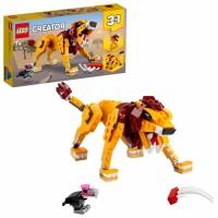 31112 LEGO Creator - Vilt Lejon 7+
