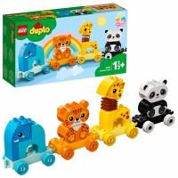 10955 LEGO Duplo - Djurtåg 1½+