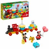 10941 LEGO Duplo - Mimmi och Musses födelsedagståg 2+