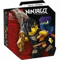 71733 LEGO Ninjago - Episkt Stridsset: Cole mot Spökkrigaren 6+