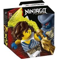 71732 LEGO Ninjago - Episkt stridsset: Jay mot Serpentine 6+