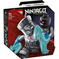 71731 LEGO Ninjago - Episkt stridsset: Zane mot nindroid 6+