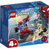 76172 LEGO Marvel - Spider-Man och Sandmans uppgörelse 4+