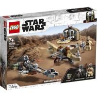 75299 LEGO Star Wars - Trouble on tatooine 7+