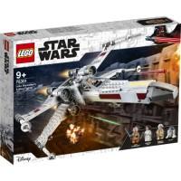 75301 LEGO Star Wars - Luke skywalkers X-Wing Fighter 9+