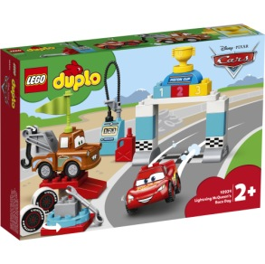 10924 LEGO Duplo - Blixten McQueens tävlingsdag 2+ - 10924 LEGO Duplo - Blixten McQueens tävlingsdag 2+