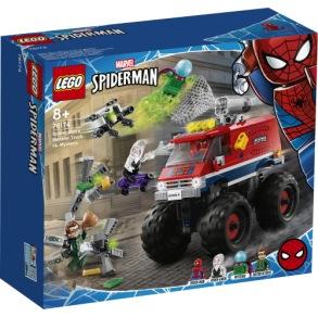 76174 LEGO Marvel - Spidermans Monstertruck vs Mysterio 8+ - 76174 LEGO Marvel - Spidermans Monstertruck vs Mysterio 8+