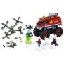 76174 LEGO Marvel - Spidermans Monstertruck vs Mysterio 8+