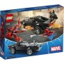 76173 LEGO Marvel - Spiderman och Ghostrider vs. Carnage 7+
