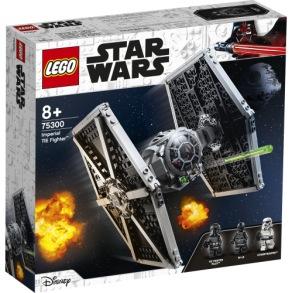 75300 LEGO Star Wars - Imperial TIE Fighter 8+ - 75300 LEGO Star Wars - Imperial TIE Fighter 8+