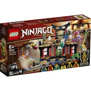 71735 LEGO Ninjago - Elementturneringen 6+ - 71735 LEGO Ninjago - Elementturneringen 6+