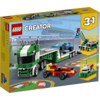 31113 LEGO Creator - Racerbilstransport 7+