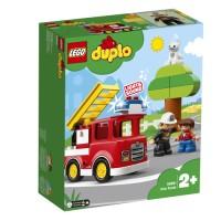 10901 LEGO Duplo - Brandbil 2+